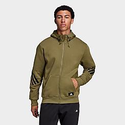 Men's adidas Sportswear Future Icons Winterized Full-Zip Hoodie