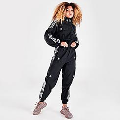 Women's adidas Originals Adicolor Classics Disrupted Icon Track Jogger Pants