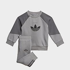 Infant and Kids' Toddler adidas Originals SPRT Collection Crewneck Sweatshirt