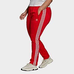 Women's adidas Originals Primeblue SST Track Pants (Plus Size)