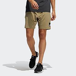 Men's adidas City Fleece Training Shorts