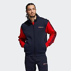 Men's adidas Firebird Fleece Track Jacket