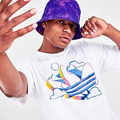 Men's adidas Originals Summer Trefoil Graphic T-Shirt