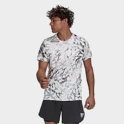 Men's adidas Fast Graphic Primeblue T-Shirt