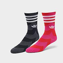 Women's adidas Originals x Marimekko Crew Socks (2-Pack)