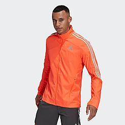 Men's adidas 3-Stripes Marathon Jacket