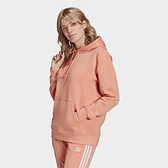 Women's adidas Originals Adicolor Essentials Fleece Hoodie