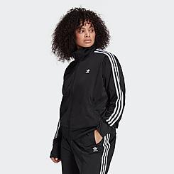 Women's adidas Originals Adicolor Classics Firebird Primeblue Track Jacket (Plus Size)