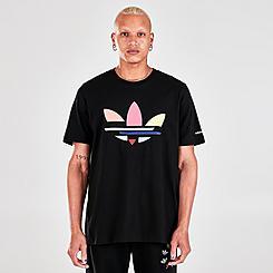 Men's adidas Adicolor Shattered Trefoil Graphic T-Shirt