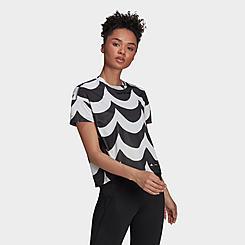 Women's adidas x Marimekko Fast Training T-Shirt