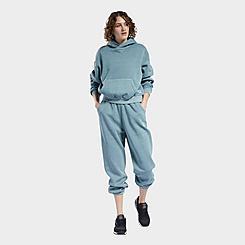 Women's Reebok Classics Natural Dye Fleece Jogger Pants