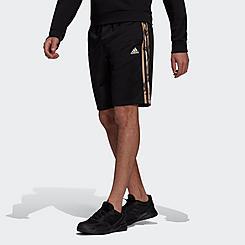 Men's adidas Primegreen Essentials Warm-Up Camo Shorts