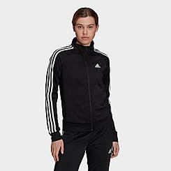 Women's adidas Essentials Primegreen Warm-Up Track Jacket