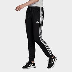 Women's adidas Essentials Primegreen Tapered Warm-Up Track Pants