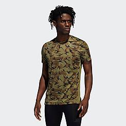Men's adidas Jungle Camo Everyday T-Shirt