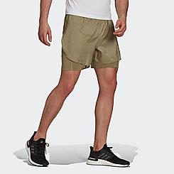 Men's adidas Parley Mission Kit Run For The Oceans Shorts