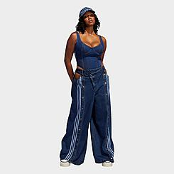 Women's adidas x IVY PARK Wide Leg Snap Pants