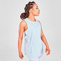 Women's adidas Sportswear Badge Of Sport Oversize Tank Top
