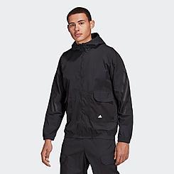Men's adidas Sportswear Future Icons Corduroy Full-Zip Hoodie