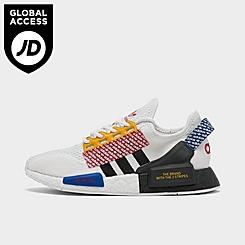 Big Kids' adidas Originals NMD R1 V2 Casual Shoes