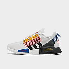 Big Kids' adidas Originals NMD R1 V2 Casual Shoes