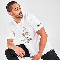 Men's adidas Originals x The Simpsons Squishee T-Shirt
