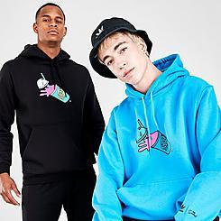 Men's adidas Originals x The Simpsons Squishee Hoodie