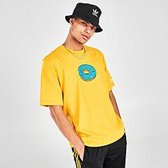 Men's adidas Originals x The Simpsons Donut T-Shirt