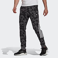 Men's adidas Sportswear Future Icons Camo Graphic Pants
