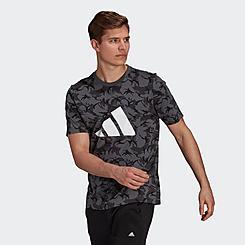 Men's adidas Sportswear Future Icons Camo Graphic T-Shirt