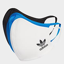 adidas Originals Sportswear Face Covers (3 Pack)