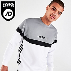 Men's adidas Originals Nutasca Crew-Neck Sweatshirt