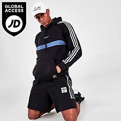 Men's adidas Originals ZX Pullover Hoodie