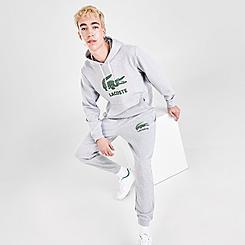 Men's Lacoste Croc Logo Jogger Pants