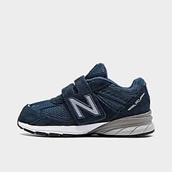 Boys' Toddler New Balance Hook-and-Loop 990v5 Casual Shoes