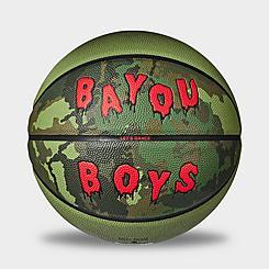 Jordan x Bayou Boys Camo 8P Basketball