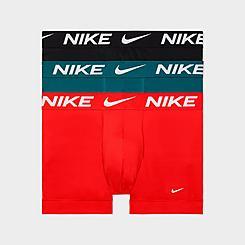 Men's Nike Essential Micro Underwear Trunks (3-Pack)