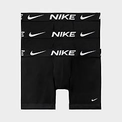 Men's Nike Underwear Essential Micro Boxer Briefs (3 Pack)