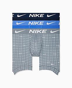 Men's Nike Underwear Essential Micro Boxer Briefs (3 Pack)