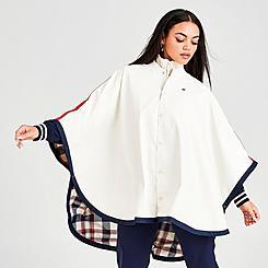 Women's Fila Urbana Rain Poncho Jacket