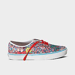 Vans x Where's Waldo Authentic Casual Shoes