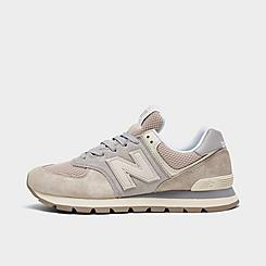 Men's New Balance 574 Rugged Casual Shoes