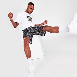 Men's Superdry Allover Print Board Shorts