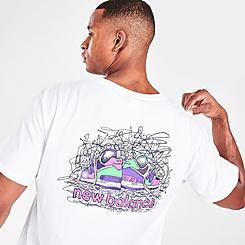 Men's New Balance Clash Graphic T-Shirt