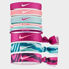 Girls' Nike 9-Pack Hair Ties