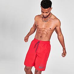 "Men's Nike 9"" Swim Volley Shorts"