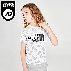 Kids' The North Face Logo T-Shirt