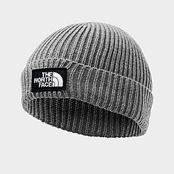 The North Face TNF™ Logo Box Cuffed Beanie Hat