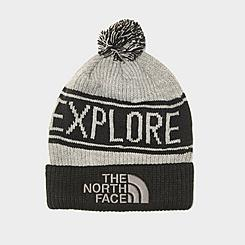The North Face Retro TNF™ Pom Beanie Hat