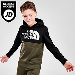 Boys' The North Face Surgent Colorblock Pullover Hoodie